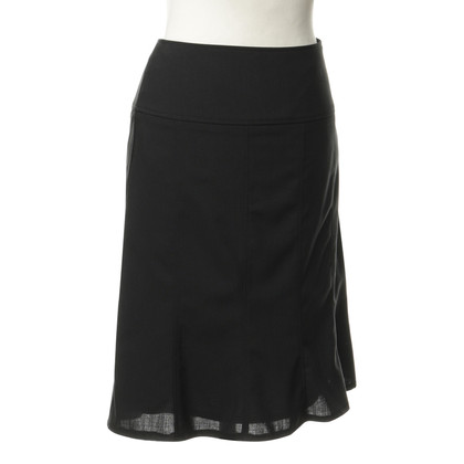St. Emile skirt in black