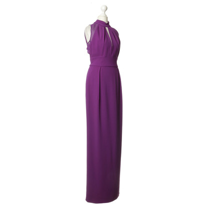 Rena Lange Evening dress purple