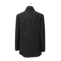 MCM Jacket with pattern