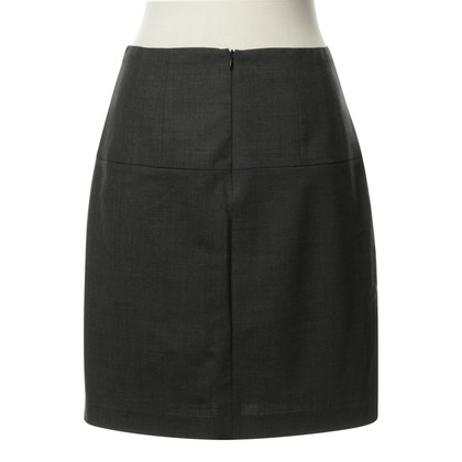 Theory skirt in grey