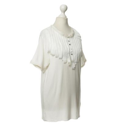 Lanvin Camicia con motivi ornamentali