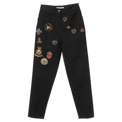 Dolce & Gabbana Jeans with applications