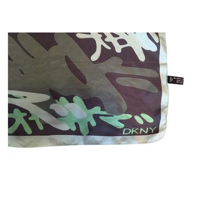 DKNY Scarf silk