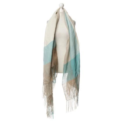 Andere merken Agnona - doek gemaakt van alpaca wol