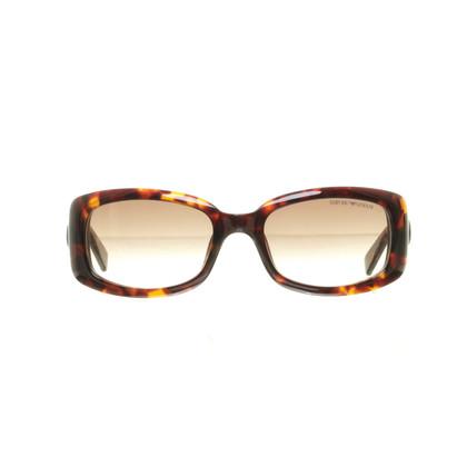 Armani Hoorn zonnebril