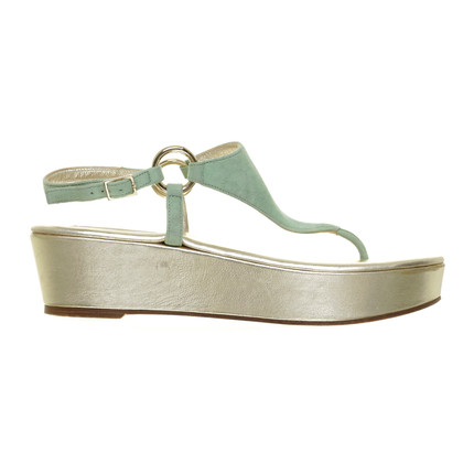 Michael Kors Plateau-Sandals in mint