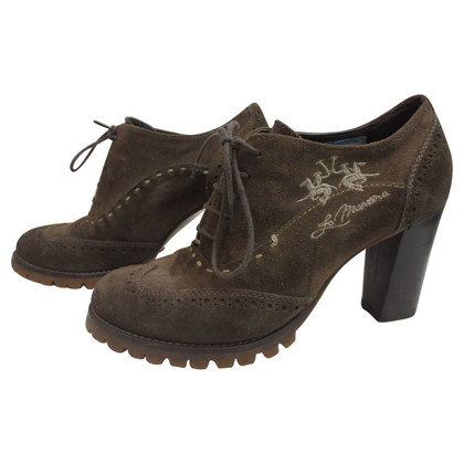 La Martina Ankle boots with stiletto heel