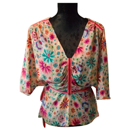 Missoni Silk blouse with matching belt