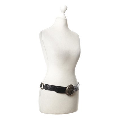 Just Cavalli Belt in Brown