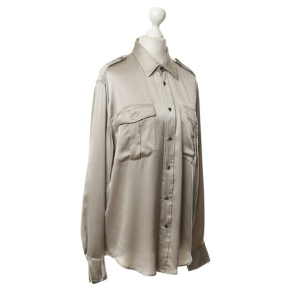 Ralph Lauren Silk blouse beige