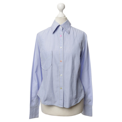 Paul Smith Bluse mit Ziernähten