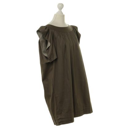 Paul & Joe Een back-hals jurk