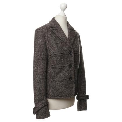 Cinque Blazer wool, mohair and alpaca