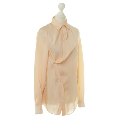 Acne Blouse in abrikoos