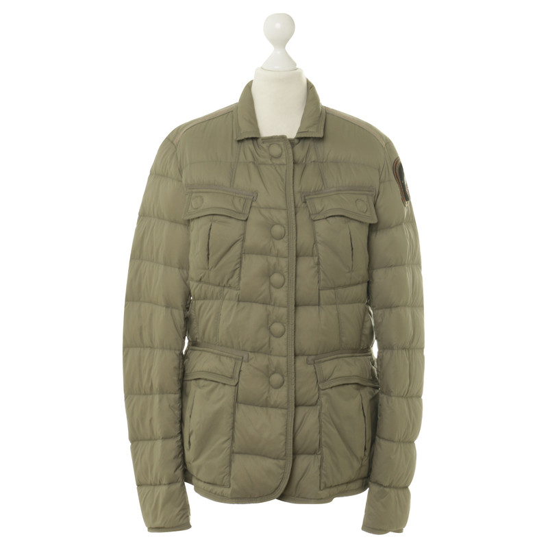 Parajumpers Down jacket in olive green