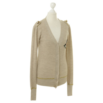 Manoush Cardigan in Merino Wool