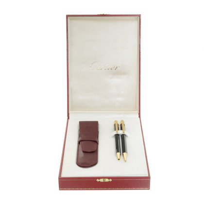 Cartier Writing set in black
