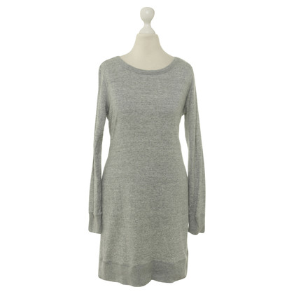 BCBG Max Azria Strickkleid in Grau