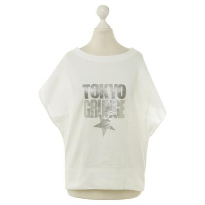 Sandro Short sleeve sweater