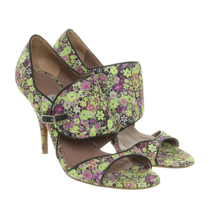 Tabitha Simmons Sandals with floral pattern