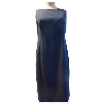Akris Blue shift dress