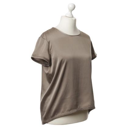 Bally Silk top in natural