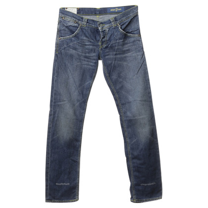 Dondup Jeans with decorative stitching