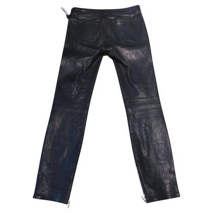 J Brand Pantaloni in pelle