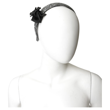 Miu Miu Hairband met glitters