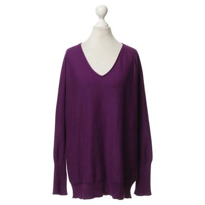American Vintage Pullover in Violett