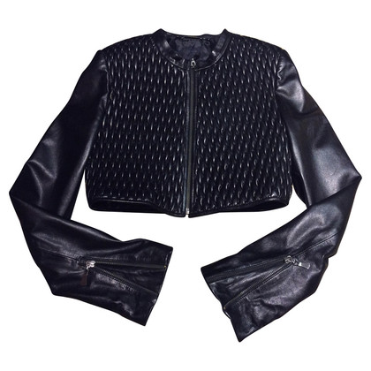 Nusco Leather Bolero