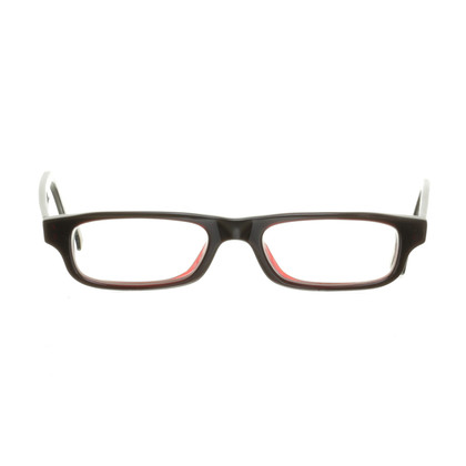 Alain Mikli Glasses in dark red