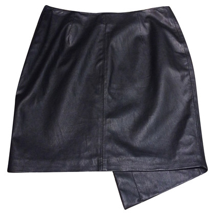 Guido Maria Kretschmer Leather skirt