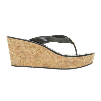 Tory Burch Sandals with wedge heel