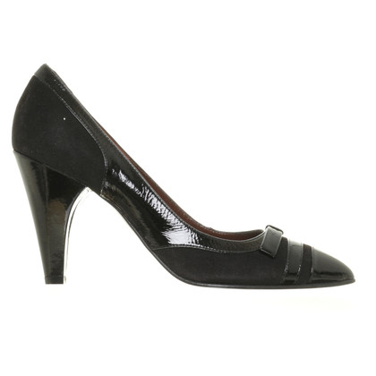 Marc by Marc Jacobs Pumps mit Lackdetails