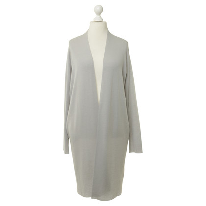 Jil Sander Cashmere Cardigan in grey