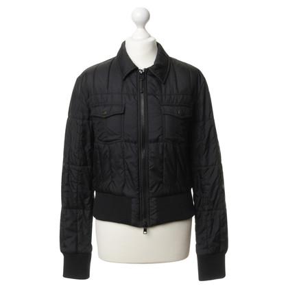 Armani Jeans Kurzjacke in Schwarz