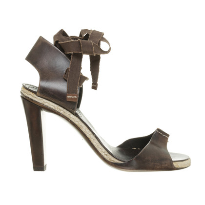 Céline Lace-up sandalen