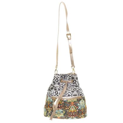 Just Cavalli Floral Print Bag