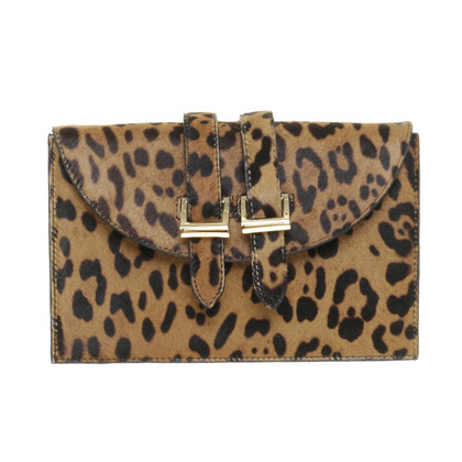 Other Designer  Meli Melo - Prep SPEX clutch faded Cheetah Green