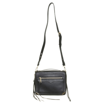 Rebecca Minkoff Dylan Tech Crossbody Black
