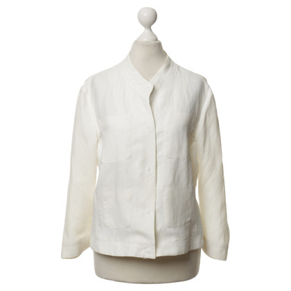Giorgio Armani Jacke in Off-White