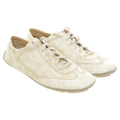 Jil Sander Sneaker in Creme