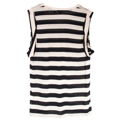 Mulberry Striped top