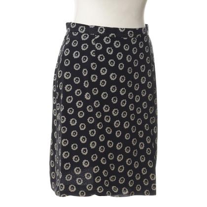 Rena Lange skirt floral print