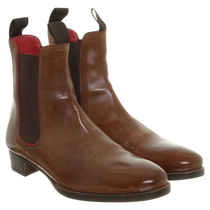 Other Designer Kuckelkorn - Chelsea boots in Brown