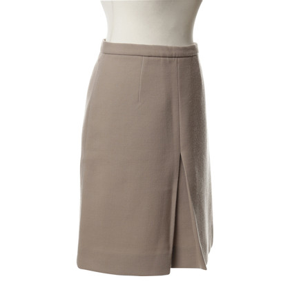 Miu Miu skirt with inverted pleat