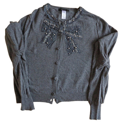 Twin-Set Simona Barbieri Jacket with embroidered details