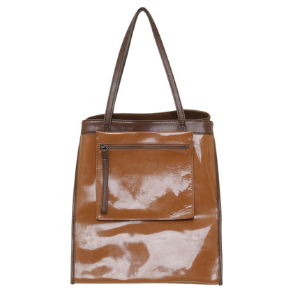 Marni for H&M Shoulder bag in Cognac