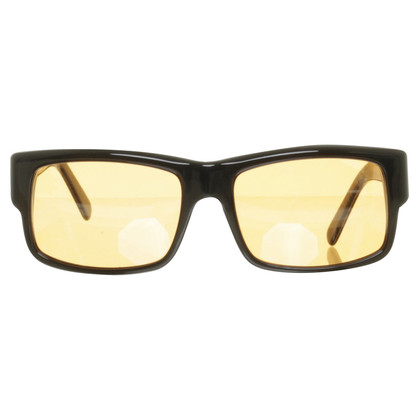 DKNY Sunglasses with orange lenses